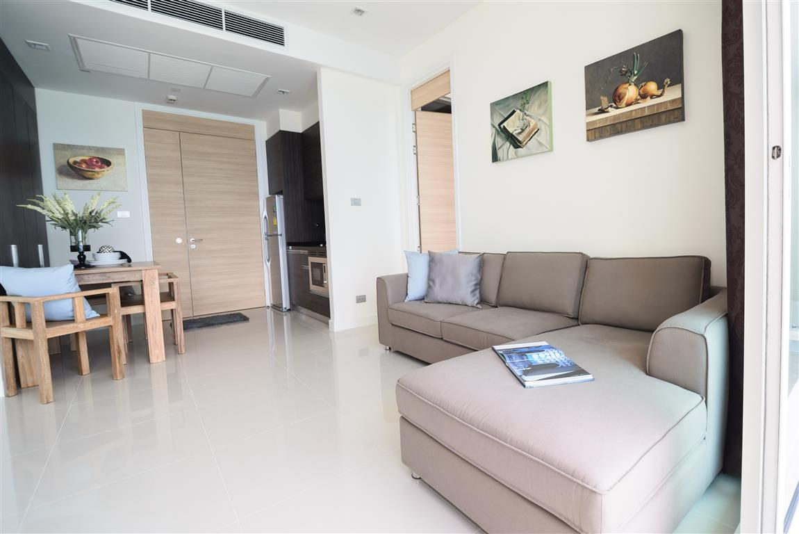 1 BR with Jucuzzi for Rent  - Condominium - Ban Amphur - Reflection Jomtien Beach